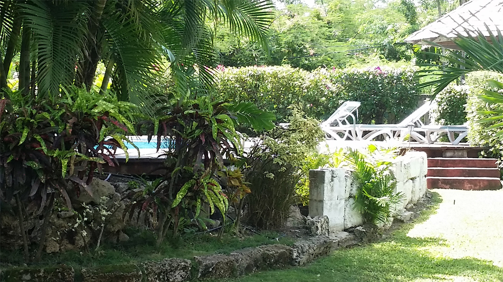 Golden Grove Grounds Barbados