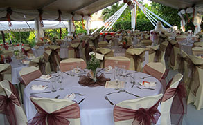 Golden Grove House Weddings