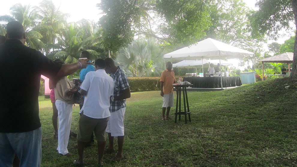 Golden Grove Great House Live Events