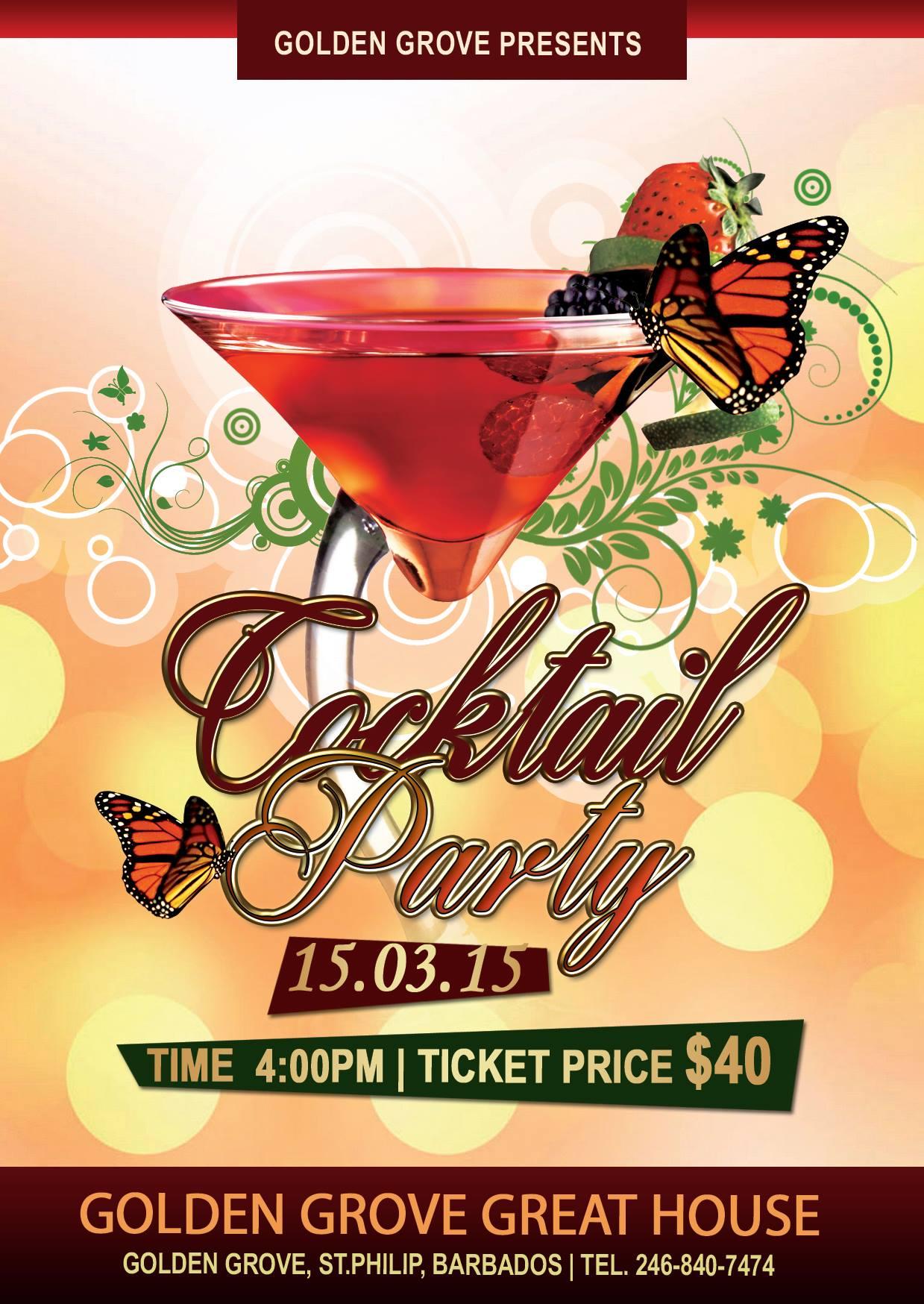 Cocktail Party Barbados